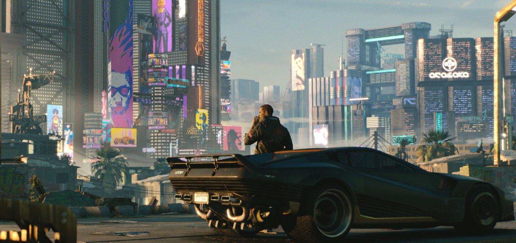 CYBERPUNK 2077 – Gameplay and Video